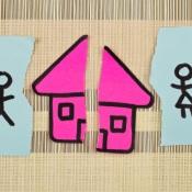 dividing-house-after-divorce