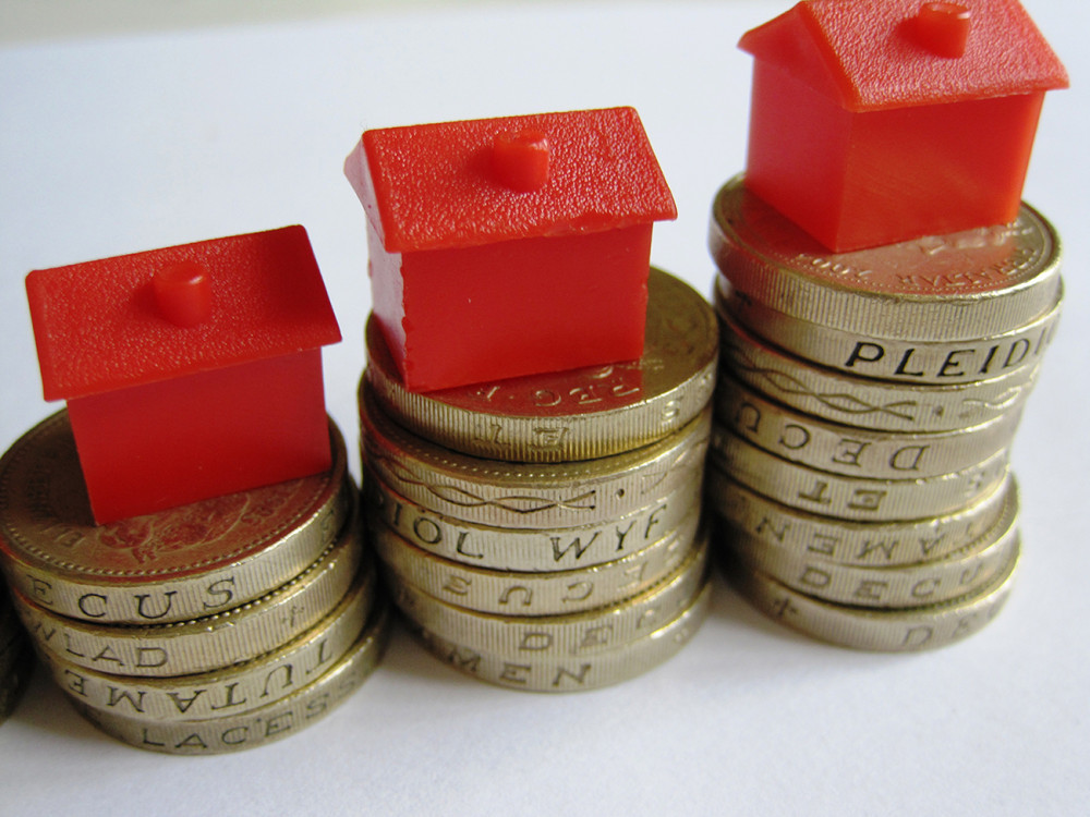 London rents reach £1500