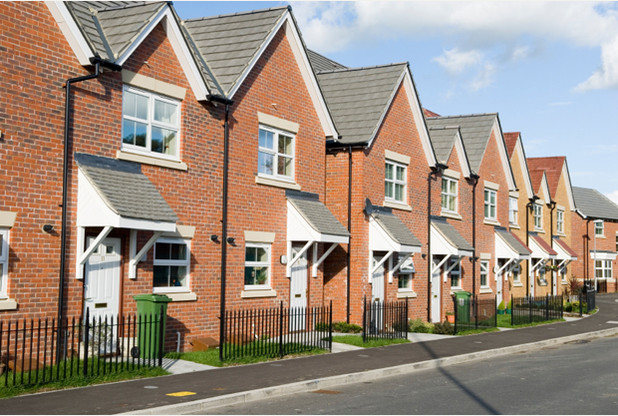 New affordable housing for first time buyers