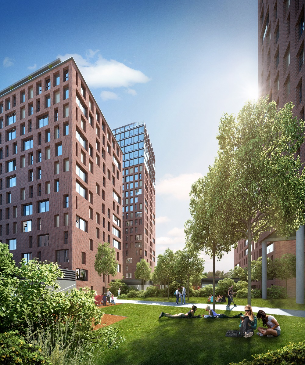 Armourer's Court Crossrail development