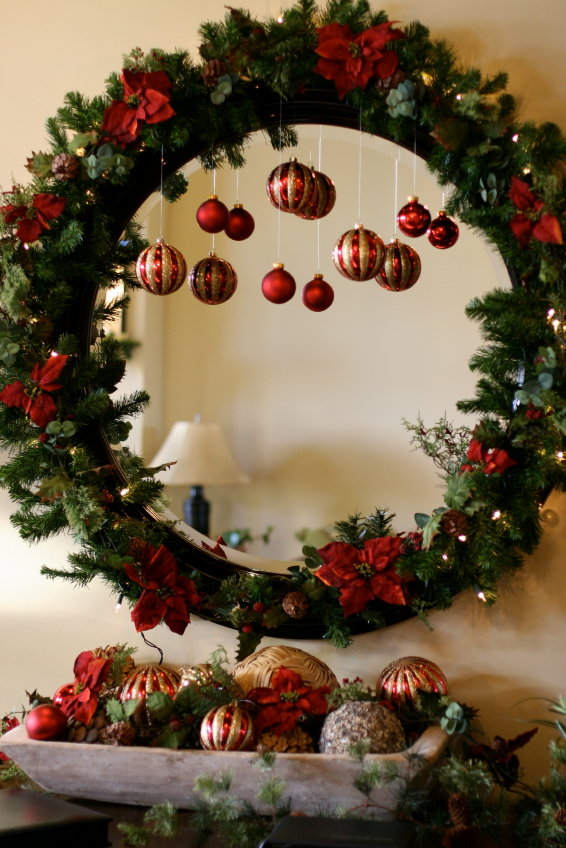 ten original ways to decorate your home for christmas day