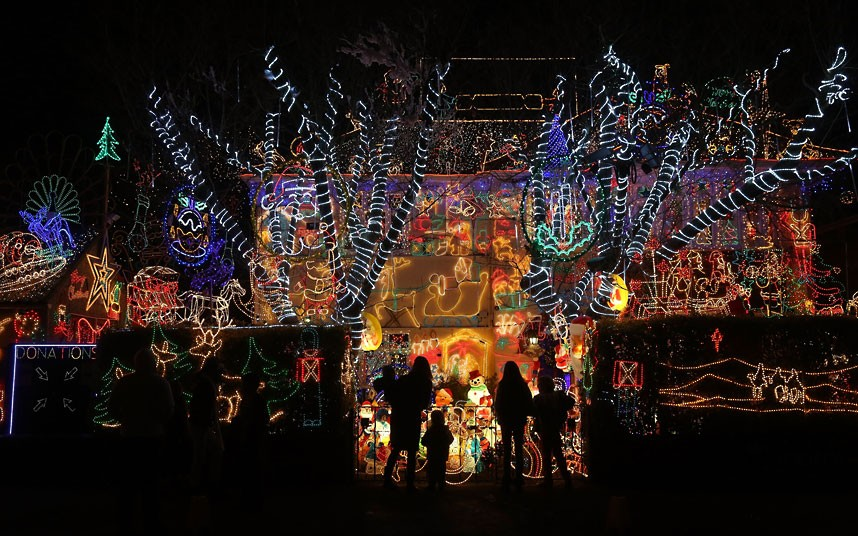 If Carlsberg did Christmas Lights... - Sell House Fast