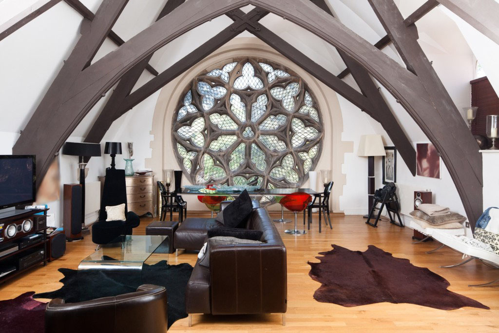 Amazing Converted Churches - Refurbished properties