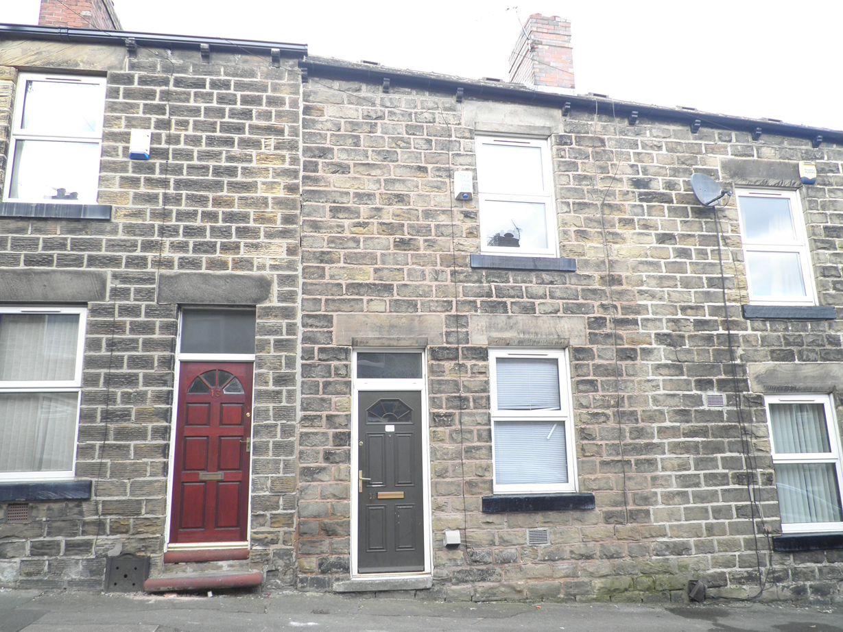 2 bed terrace barnsley