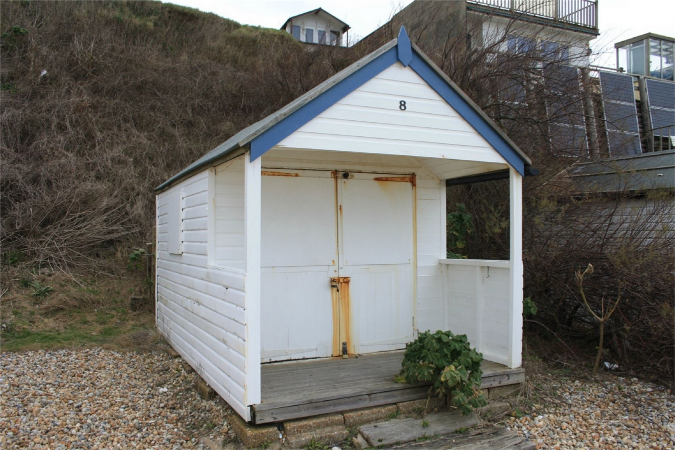 bexhill beach hut