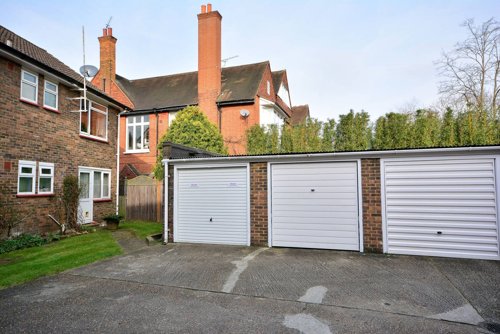 garage in Twickenham alternative to stamp duty