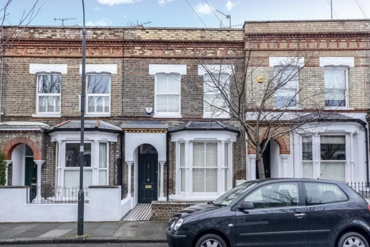 million pound detached house Hammersmith