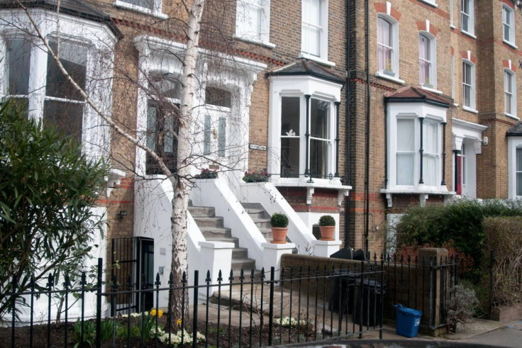 million pound terraced house Hackney