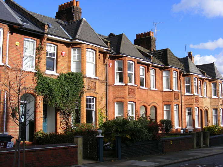 downsizing terraced houses