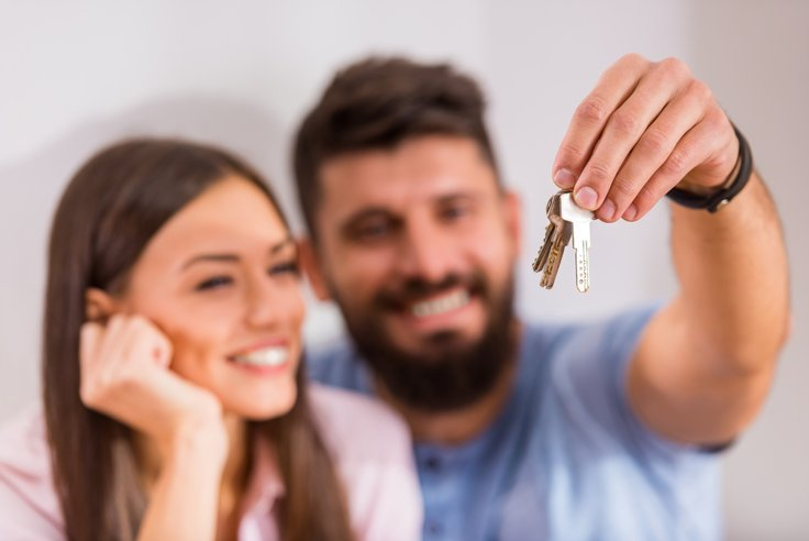 The Number Of First Time Buyers Was Up 7 4 Last Year