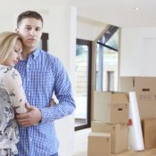 young couple faces voluntary house repossession
