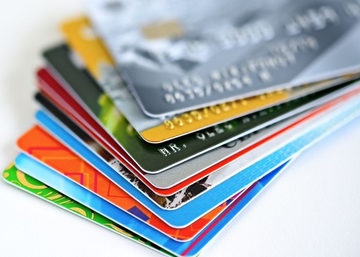 Credit cards are non-priority debts