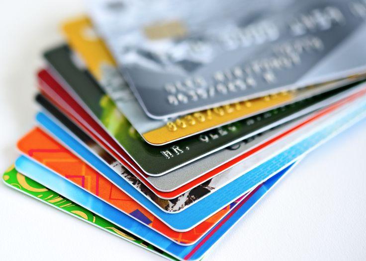 Credit cards are non-priority debts