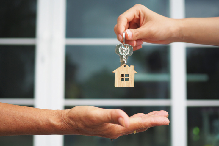 what is chain free in uk property